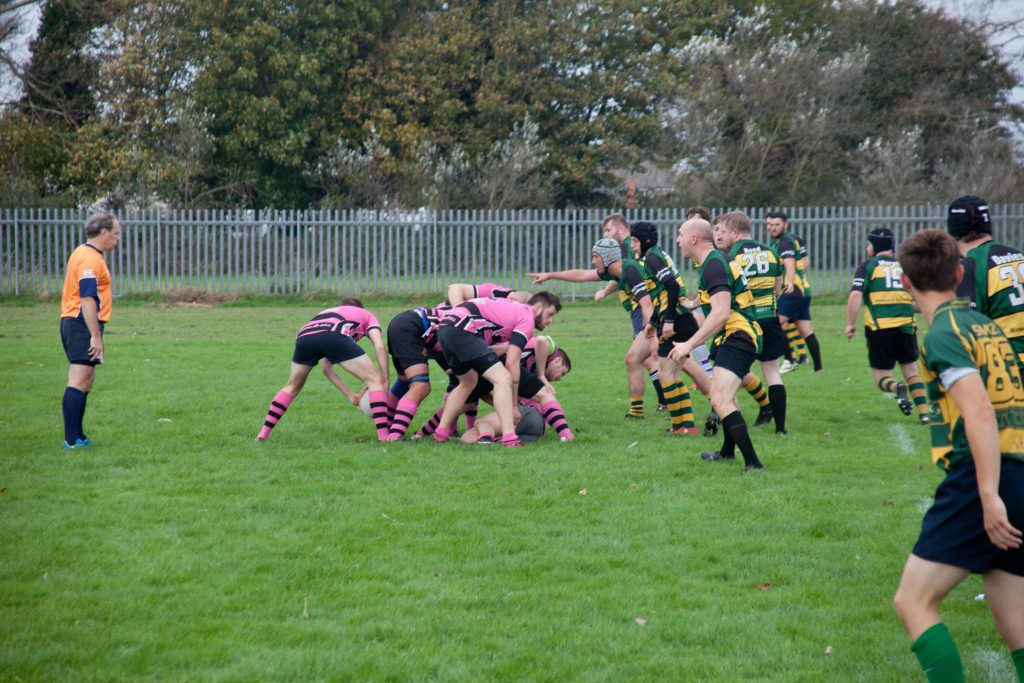 Littlehampton 48 – 0 Shoreham 2's (Harveys Sussex Vase QF)